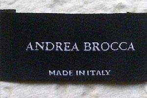 brocca etichetta